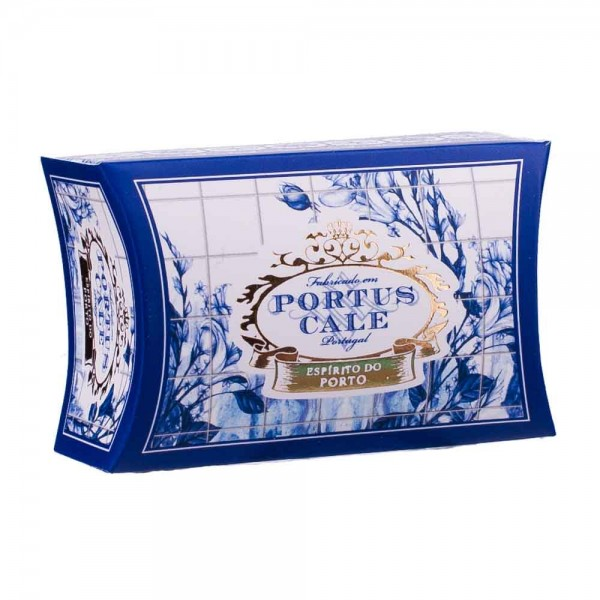 Portus Cale | Gästeseife Gold & Blue | 40g