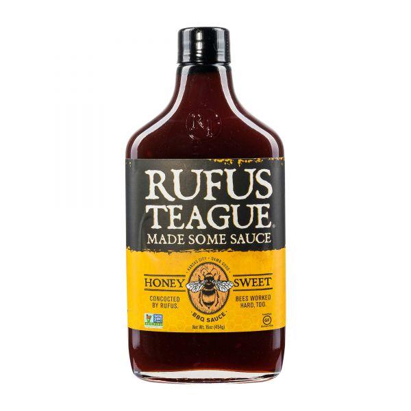 Rufus Teague | Honey Sweet BBQ Sauce | 454g