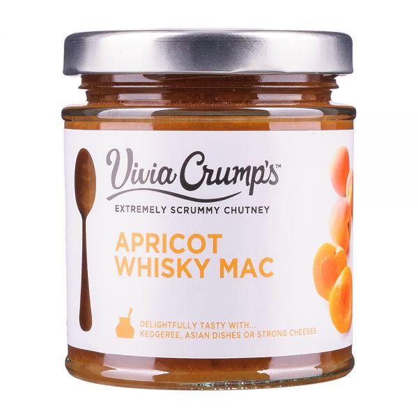 Vivia Crumps | Aprikosen Chutney mit Whisky