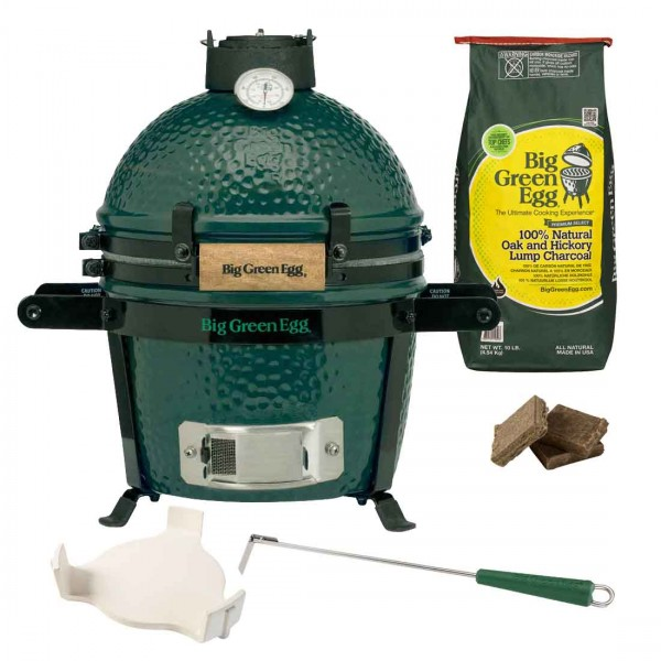 Big Green Egg Mini Starter Paket