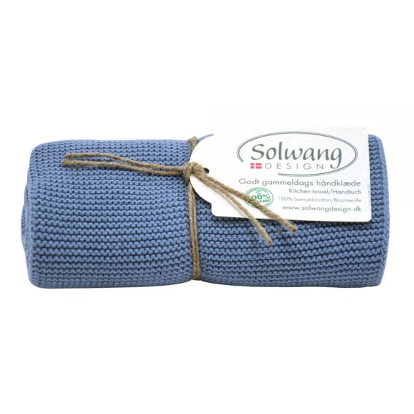 Solwang | Handtuch | Antik Blau | H101