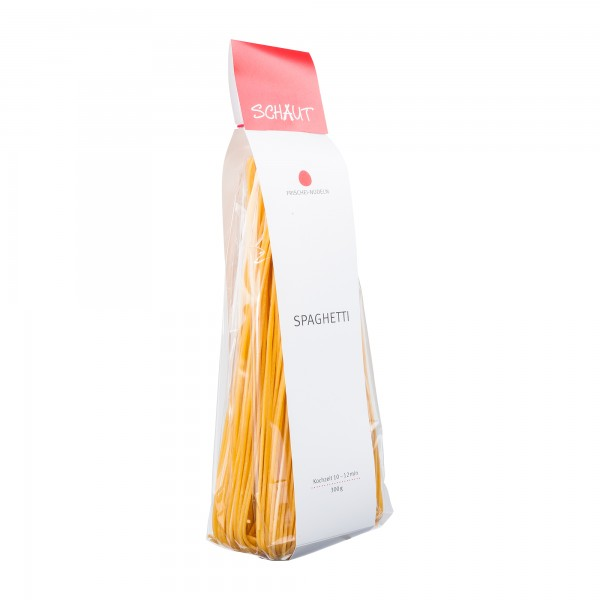 Schaut | Frischei-Spaghetti | 300g