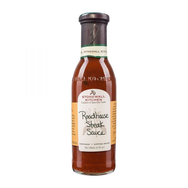 Stonewall Kitchen | Roadhouse Steak Sauce | Grillsoße