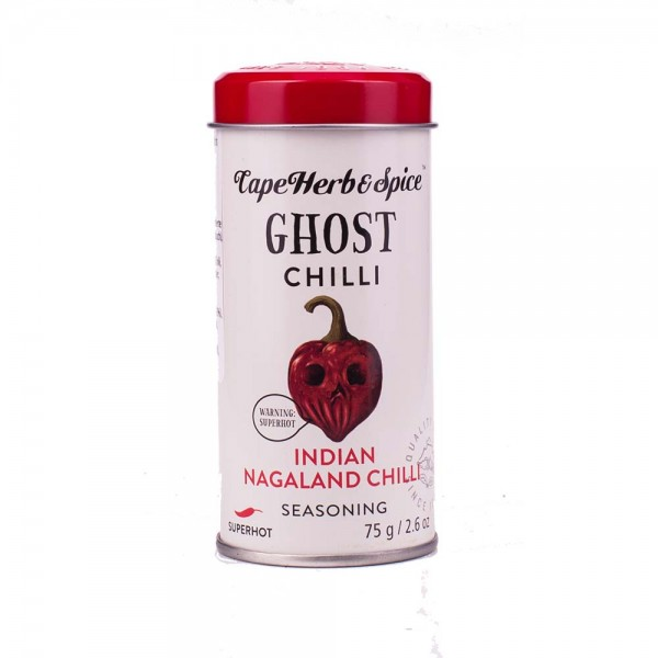 Cape Herb & Spice Ghost Chilli Indian Nagaland