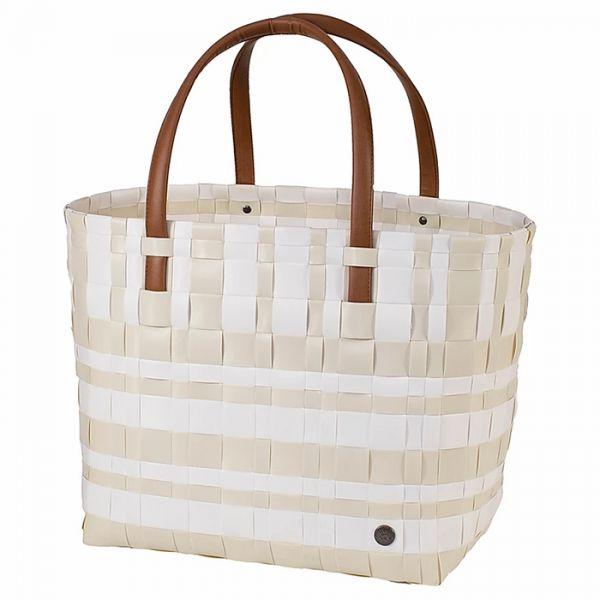 Handed By | Shopper Lumberjack | Cream White