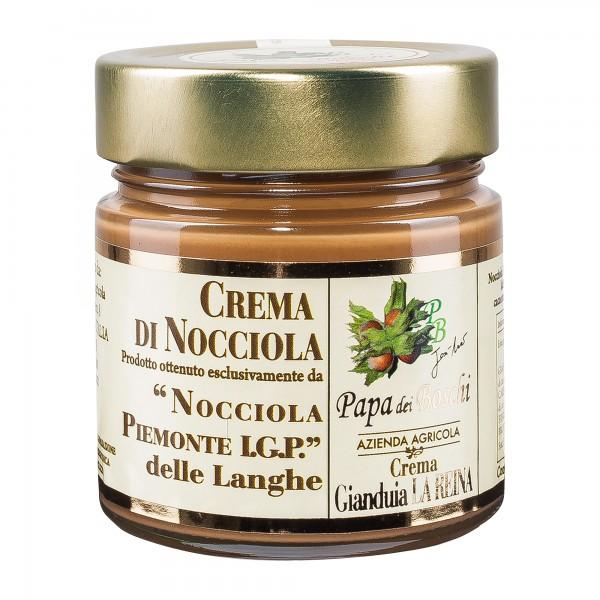 Papa dei Boschi | Crema di Nocciola La Reina | 200g