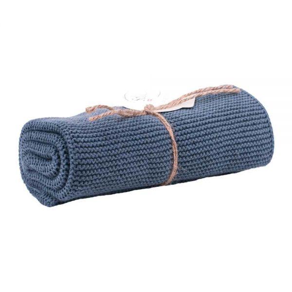 Solwang   Handtuch   Antik Blau   H102