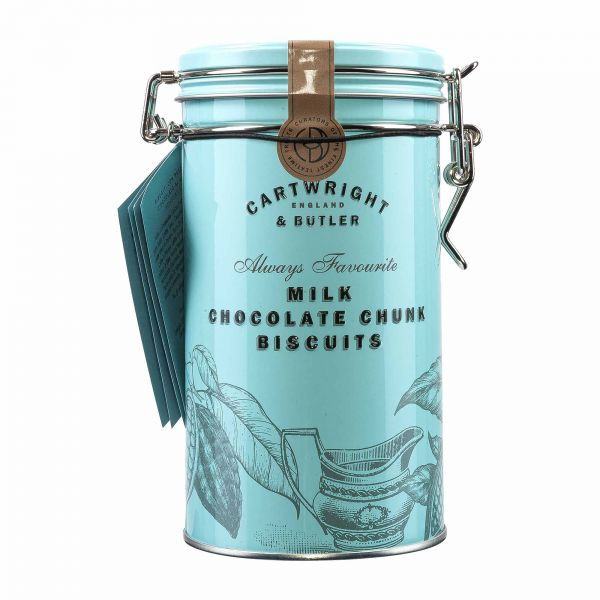 Cartwright & Butler Milk Choc Chunk Biscuits