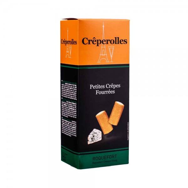 Millcrêpes | Crêperolles Roquefort | 100g