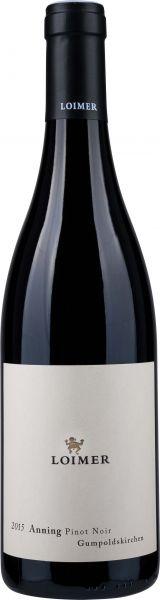 Weingut Fred Loimer   Anning Pinot Noir   2015