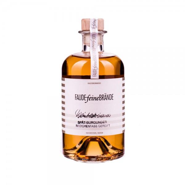 Faude Weintresterbrand 500 ml