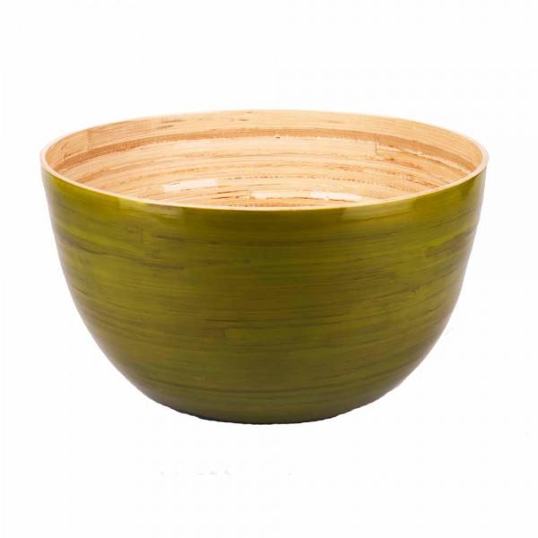 Albert L Schüssel Bambus 30x18 grasgrün