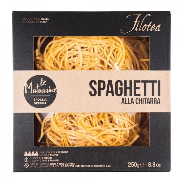 Pasta Filotea | Spaghettoni