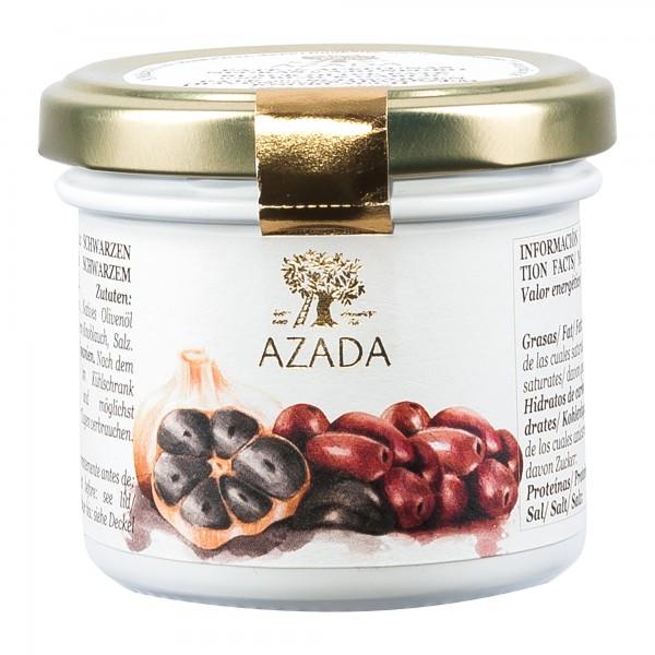 Azada | Oliven Paté mit schwarzem Knoblauch