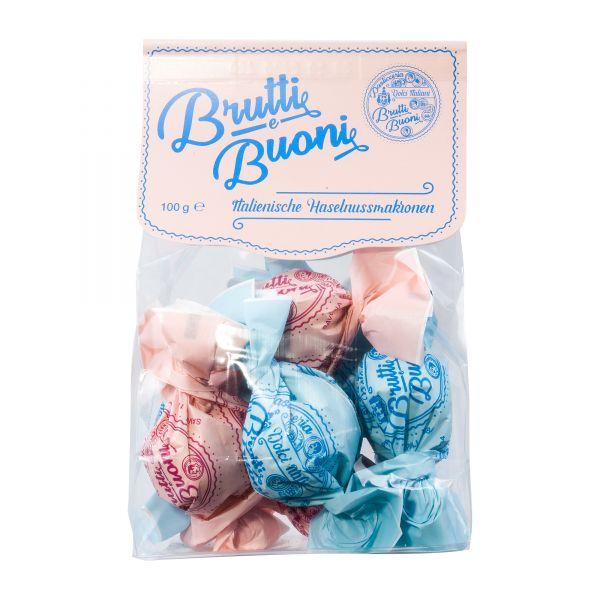 Viani | Brutti e Buoni mit Vanille | Haselnussmakronen | 100g