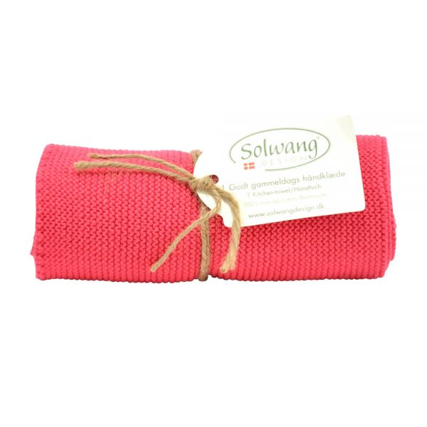 Solwang   Handtuch   Himbeere   H63