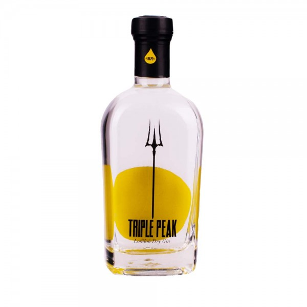 Birgitta Rust London Dry Gin Triple Peak 500 ml