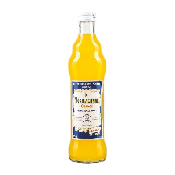 La Mortuacienne | Limonade Orange