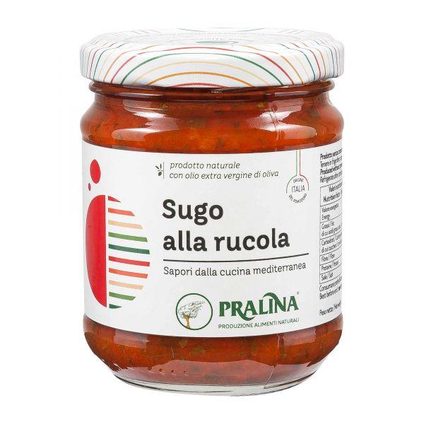 Pralina | Tomatensauce mit Rucola | 180g