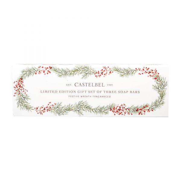 Castelbel   Seifen Geschenkset   Weihnachten