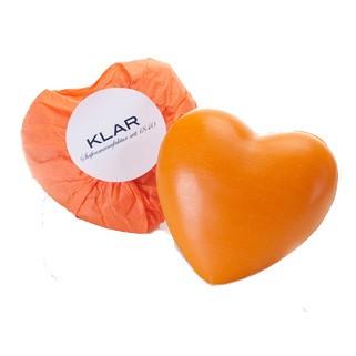 Klar Seife Orangenherz 65g