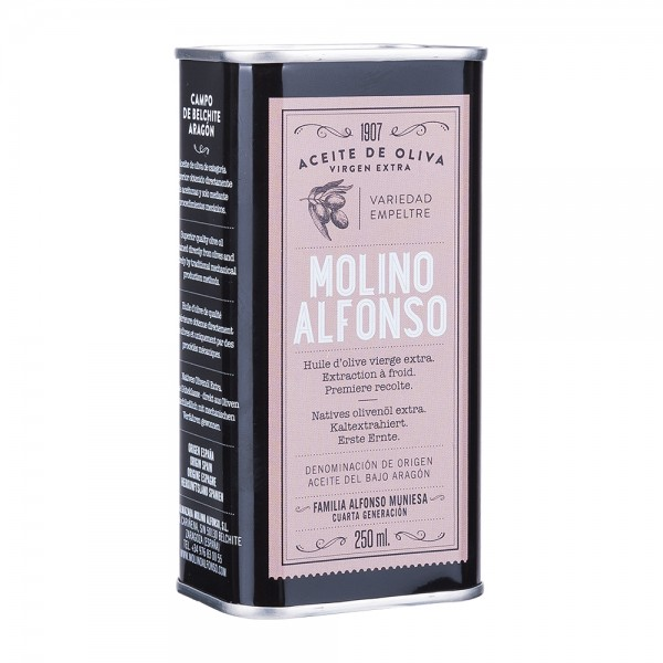 Molino Alfonso Natives Olivenöl Extra Empeltre 250ml