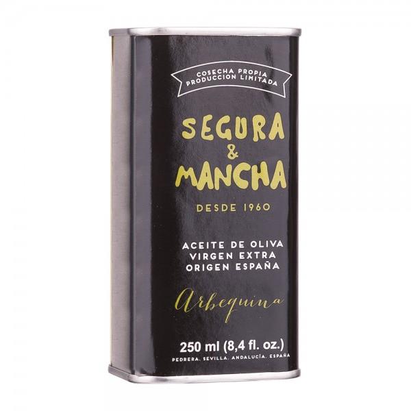 Segura & Mancha Olivenöl Arbequina Extra Nativ Dose 250ml