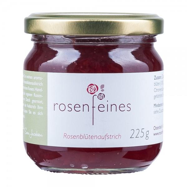 Rosenfeines Rosenblütenaufstrich Mme Isaac Pereire
