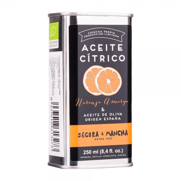 Segura & Mancha Olivenöl Naranja Amarga Dose 250ml