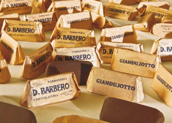 D.Barbero Gianduiotti con Nocciole Piemonte 500g Beutel