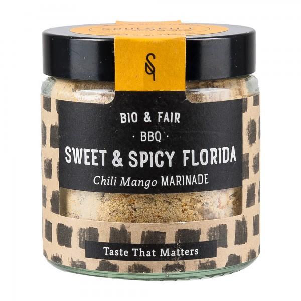 Soul Spice Gewürze | BBQ Sweet & Spicy Florida 70g [BIO] [FAIR]