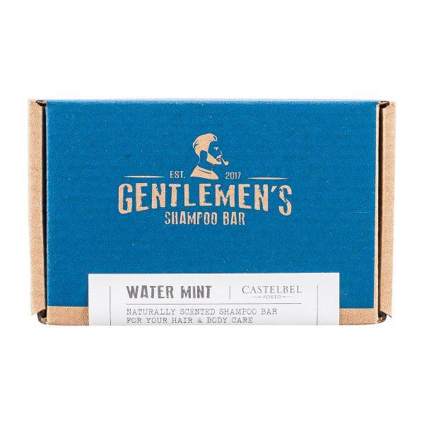 Castelbel   Gentlemen´s Haarseife Water Mint   200g