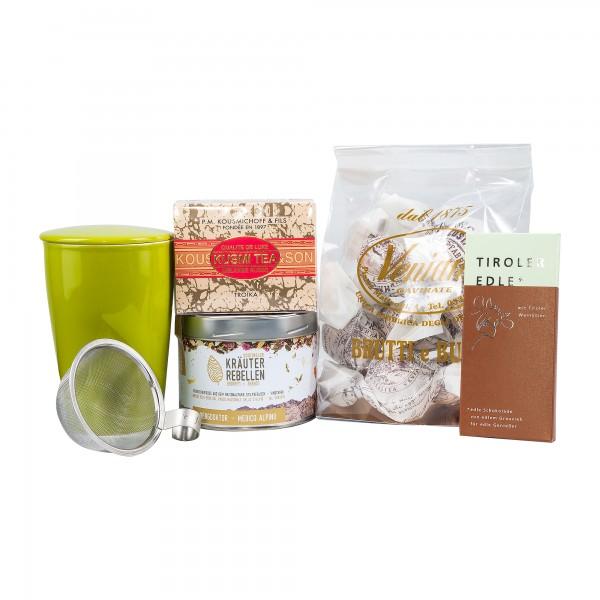 Geschenk Idee | Gute Laune Tee