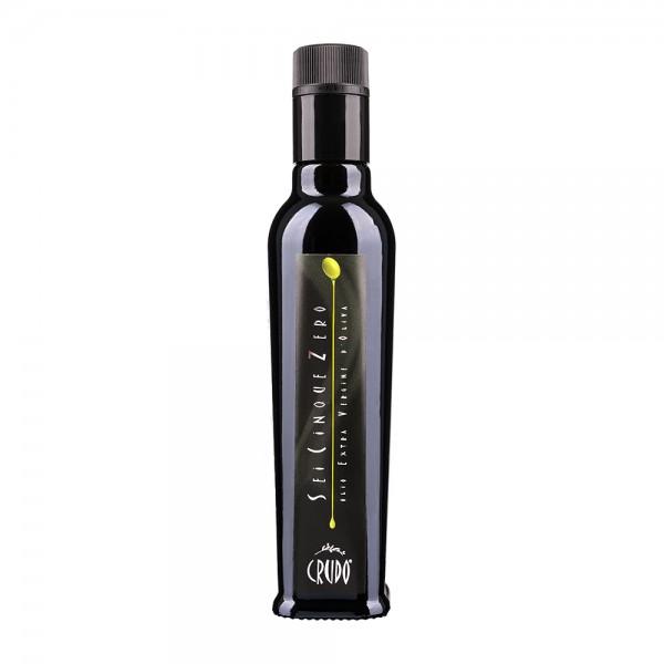Crudo Sei Cinque Zero Olivenöl Extra Nativ 250ml