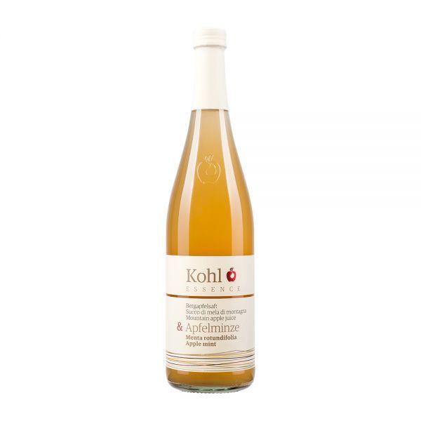 Kohl Essence | Apfelsaft mit Apfelminze 750ml