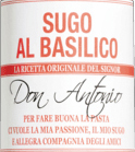 Don Antonio | Sugo