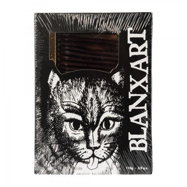 Blanxart | Katzenzungen aus dunkler Schokolade | 110g