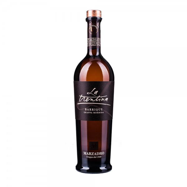 Marzadro La Trentina Grappa Morbida 700 ml