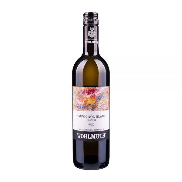 Weingut Wohlmuth | Sauvignon Blanc Klassik 2017