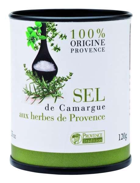 Provence Tradition | Salz mit Kräuter der Provence