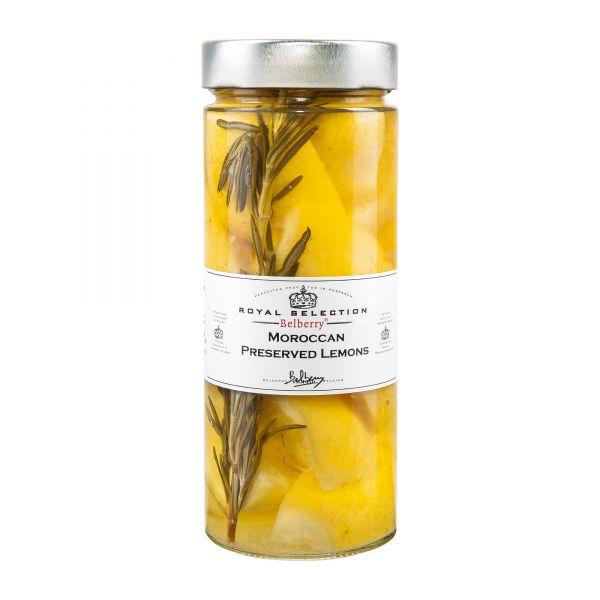 Marokkanische Salzzitronen   Belberry