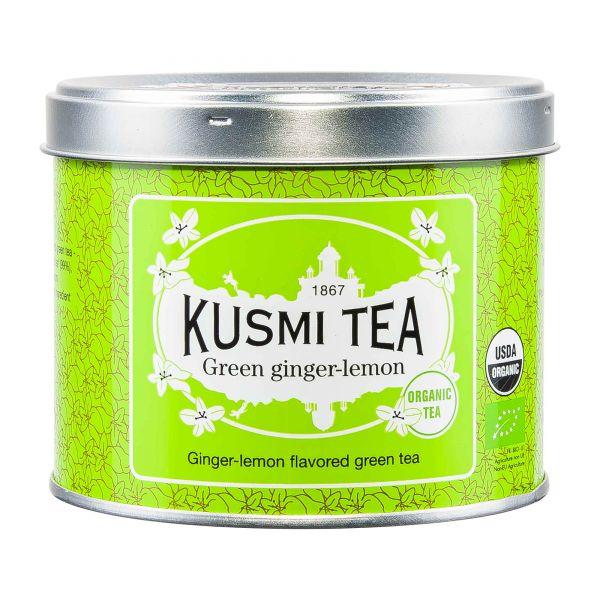 Kusmi Tea   Grüner Tee Ingwer Zitrone   100g