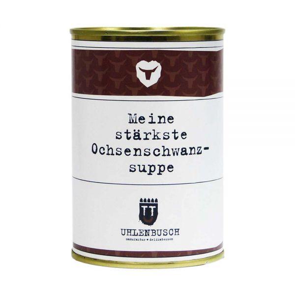 Manufaktur U | Ochsenschwanz Suppe | 400g