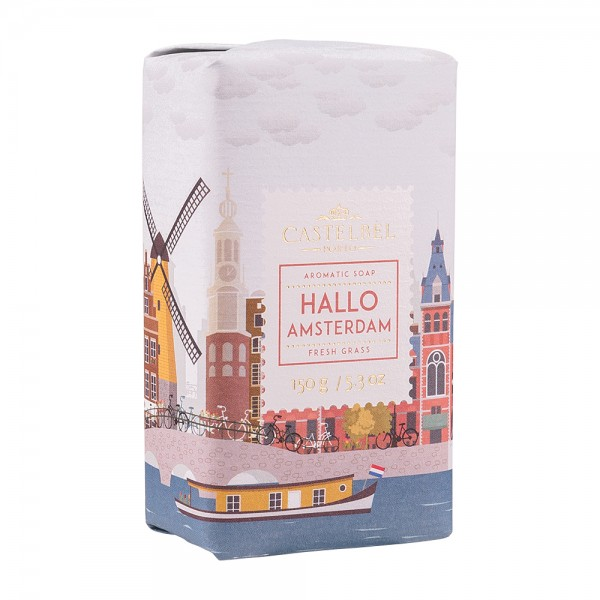 Castelbel | Hello Cities | Seife Hallo Amsterdam | 150g