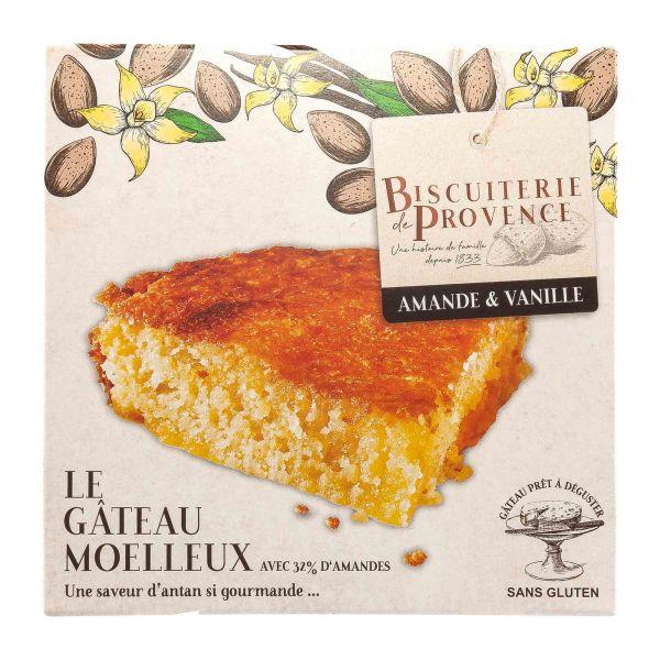 Mandelkuchen ohne Mehl | Biscuiterie de Provence