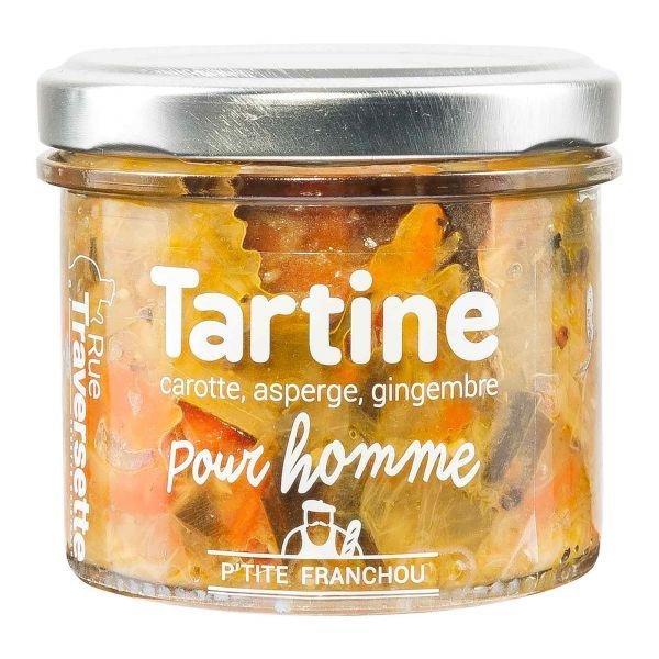 Rue Traversette Tartine für Monsieur