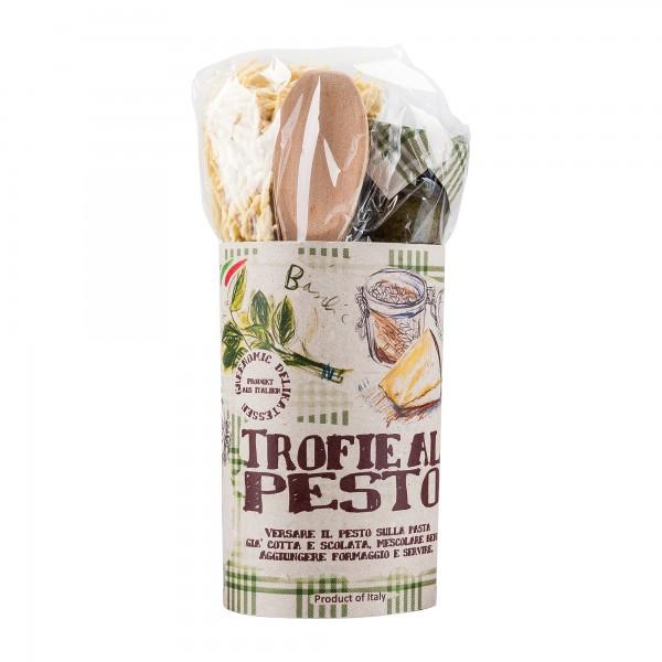 Greenomic | Pasta Kit | Trofie al Pesto