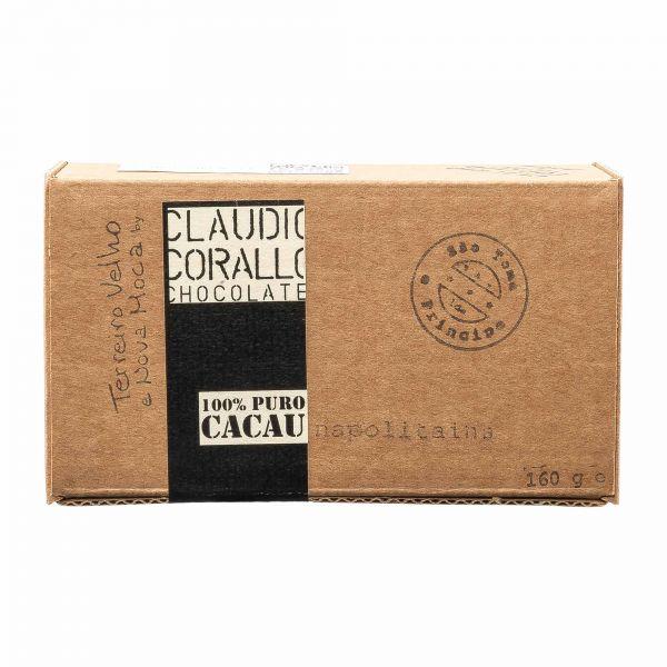 Claudio Corallo   100% Kakao   Napolitains