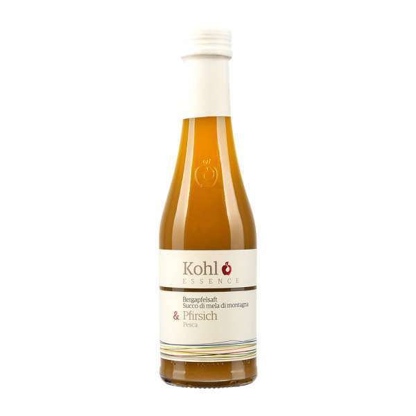 Thomas Kohl | Apfelsaft mit Pfirsich | 200ml
