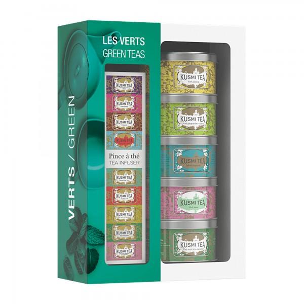 Kusmi Tee | Green Teas | Geschenkset